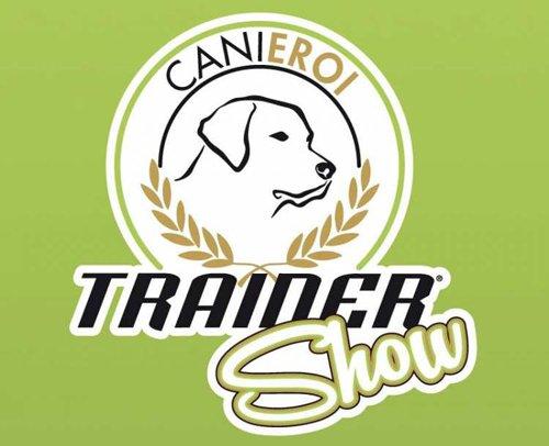 Logo Cani eroi traider show