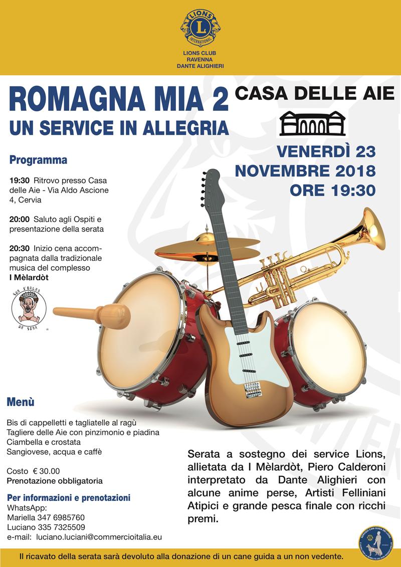 Locandina Romagna mia 2