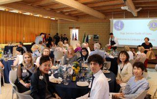 Foto delegati al tavolo